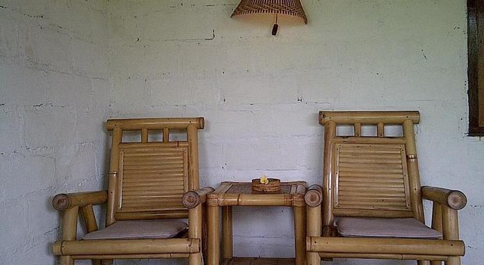 Balangan Inn Bali - Teras