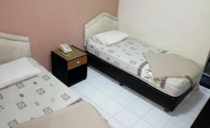 Davinci Hotel Cisarua Bogor - Kamar tamu