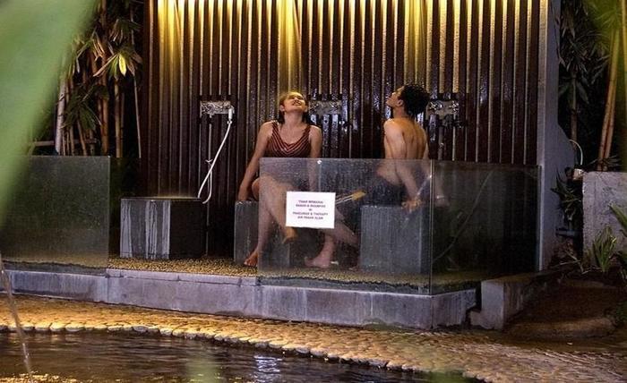 Tirtagangga Hotel Garut - Air panas alami