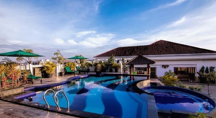 Arion Swiss-Belhotel Bandung - Kolam Renang