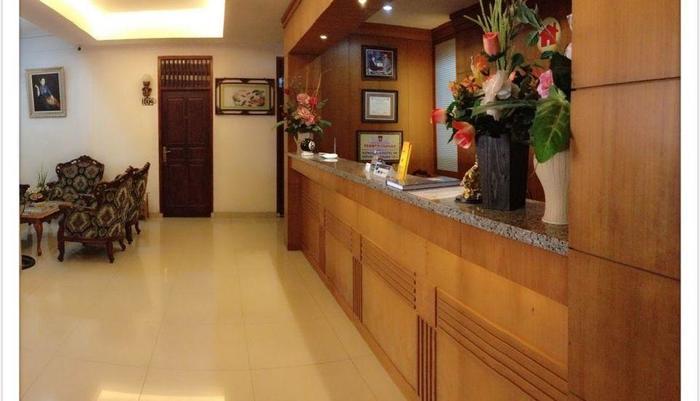 Havilla Maranatha Hotel Padang - Lobi Hotel Havilla Maranatha