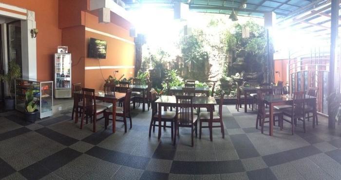 Havilla Maranatha Hotel Padang - Restoran Havilla Maranatha