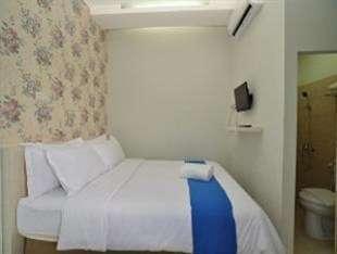The Dinar Hotel Bandung - Tempat tidur double