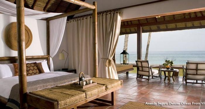 Jeeva Klui Resort Lombok - Ananda segarra ocean front