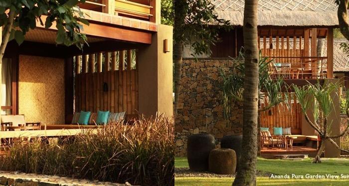 Jeeva Klui Resort Lombok - Ananda Pura Garden View