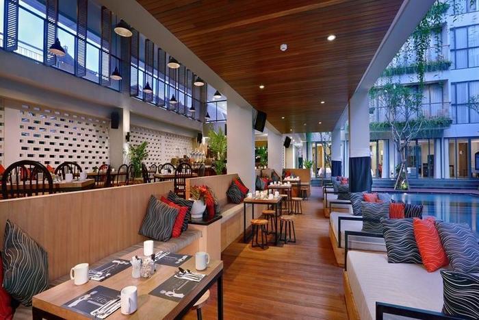 Neo+ Kuta Legian - Lounge