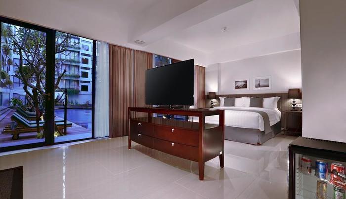 Neo+ Kuta Legian - Neo+ Kuta Legian Bedroom Suite 1