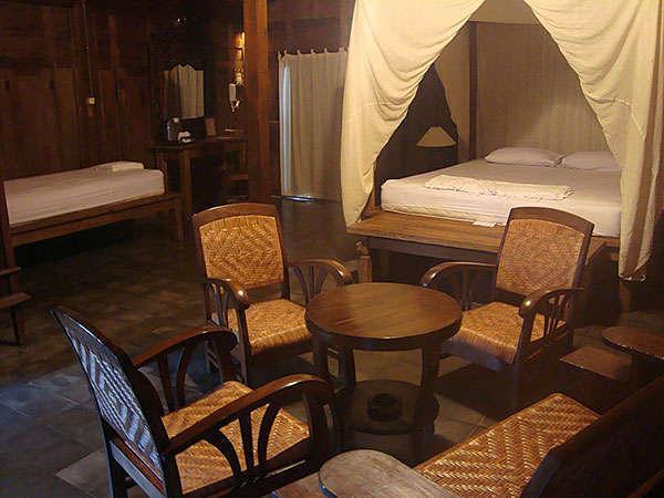 Tembi Rumah Budaya Yogyakarta - Adikarto Interior