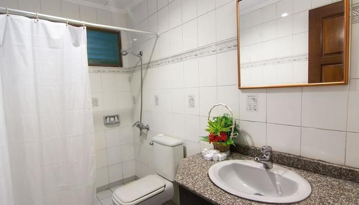 Nongsa Point Marina & Resort Batam - Apartment Bathroom