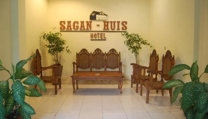 Hotel Sagan Huis Yogyakarta - New Lobby Room
