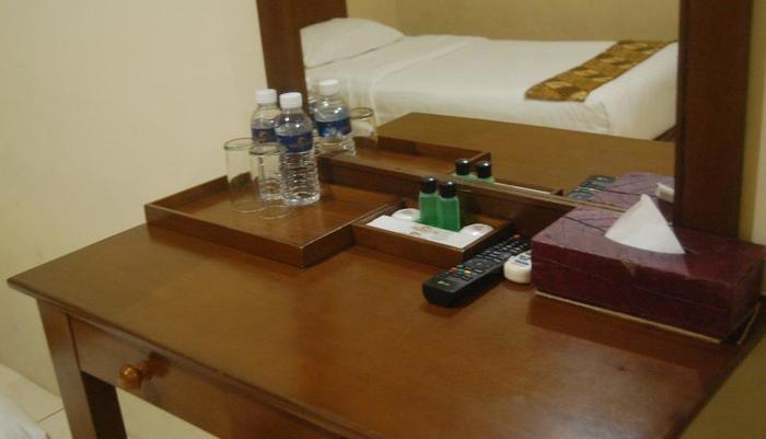 Hotel Sagan Huis Yogyakarta - Ammenities Set 1