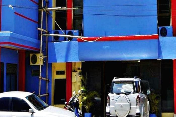 Hotel Kartika  Banjarmasin - Tampilan Luar Hotel