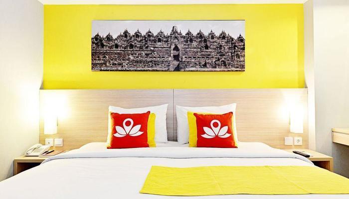ZenRooms Tangerang Binong - Ranjang Ganda