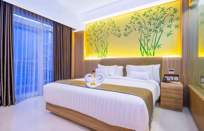 KJ Hotel Yogyakarta Yogyakarta - DELUXE