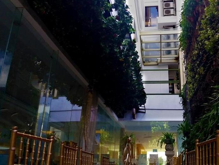KJ Hotel Yogyakarta Yogyakarta - restoran