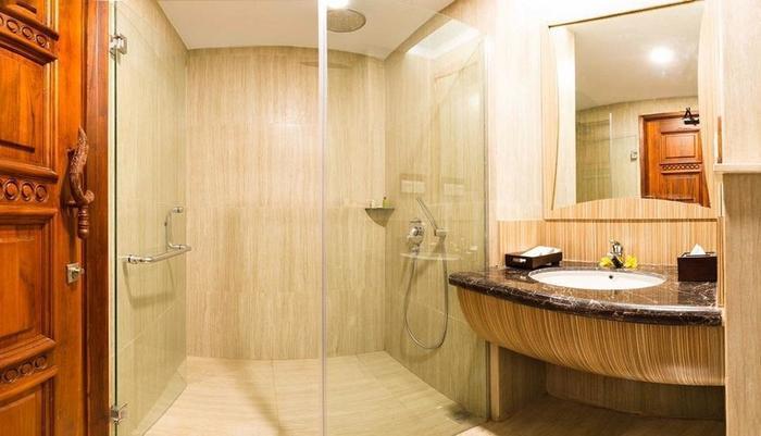 KJ Hotel Yogyakarta Yogyakarta - kamar mandi
