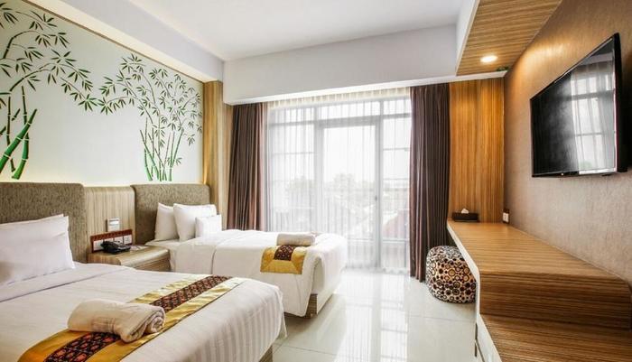 KJ Hotel Yogyakarta Yogyakarta - SUPERIOR