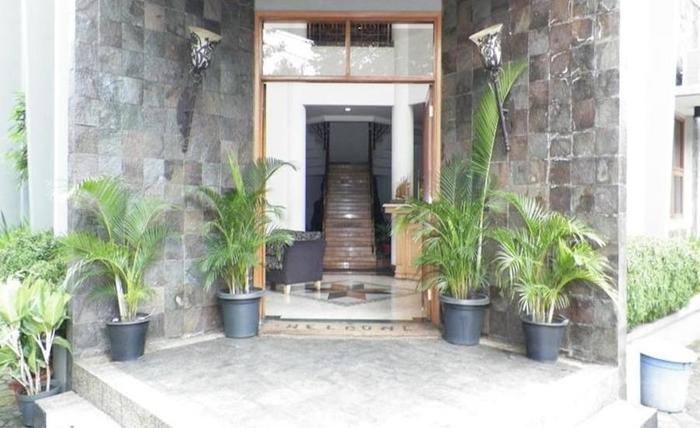 Hotel Caryota Bandung - Eksterior