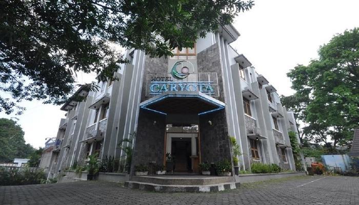 Hotel Caryota Bandung - Building Exterior