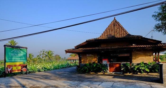 Puri Menoreh Hotel Magelang - Gambar Reastaurant