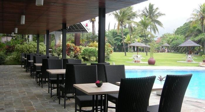 Kartika Wijaya Batu Heritage Hotel Malang - Restaurant