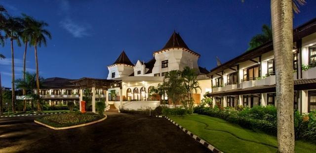 Kartika Wijaya Batu Heritage Hotel Malang - Pemandangan
