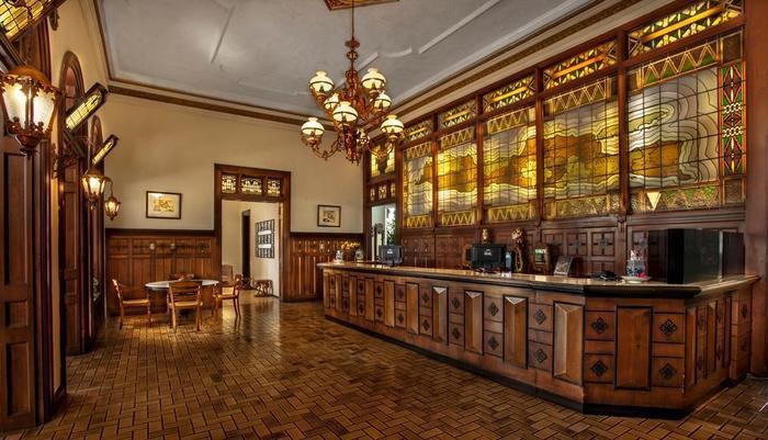 Kartika Wijaya Batu Heritage Hotel Malang - lobby