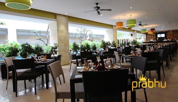 Crystal Kuta - Restoran