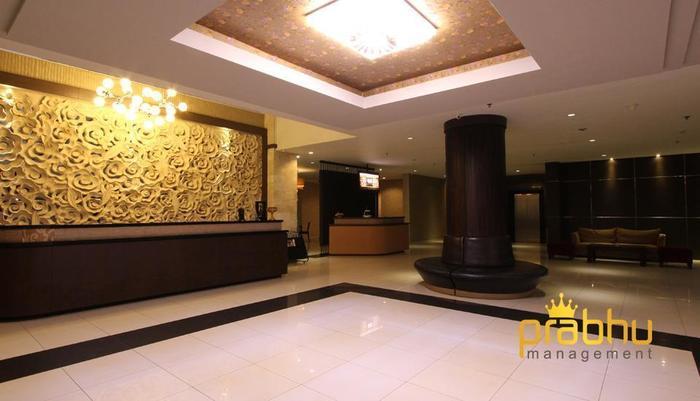 Crystal Kuta - Lobby Area