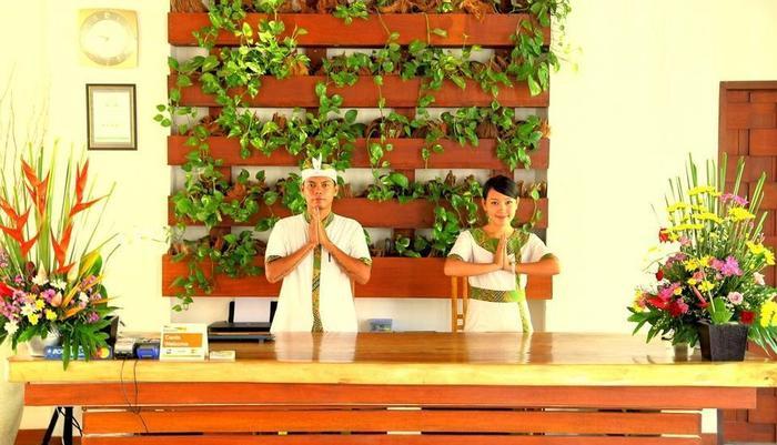 Jas Green Villas Bali - Lobby