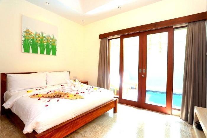 Jas Green Villas Bali - Satu Kamar Tidur