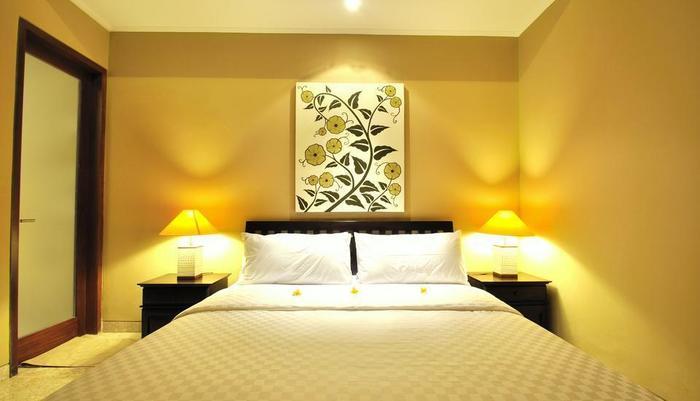 Jas Green Villas Bali - Dua Kamar Tidur