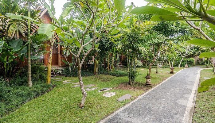 ZenRooms Ubud Singakerta Bali - Taman