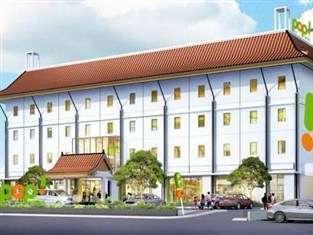 POP! Hotel Sangaji Yogyakarta - Tampak Luar