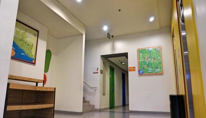 POP! Hotel Sangaji Yogyakarta - Interior
