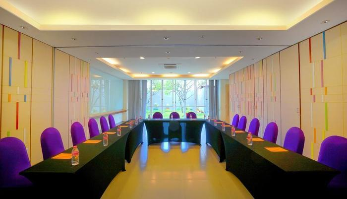 POP! Hotel Sangaji Yogyakarta - Ruang Meeting