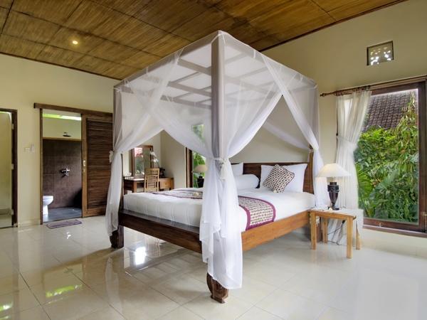 Pajar House Ubud Bali - Kamar Deluxe
