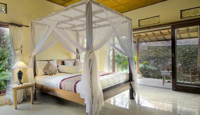 Pajar House Ubud Bali - Kamar tamu