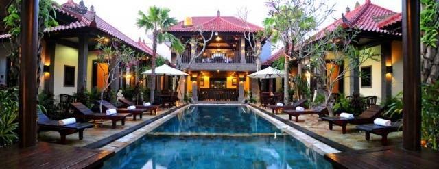 Puri Yuma Hotel Bali - Kolam Renang
