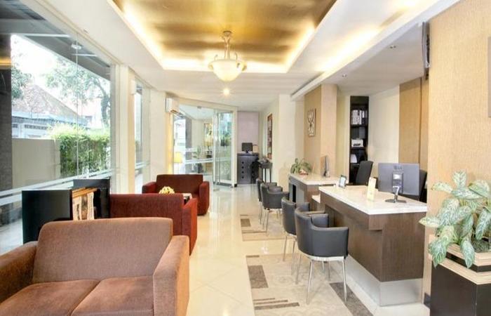 Hotel Grage Jogja - Lobi