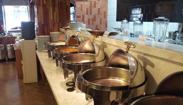 Hotel Melawai Jakarta - Buffet