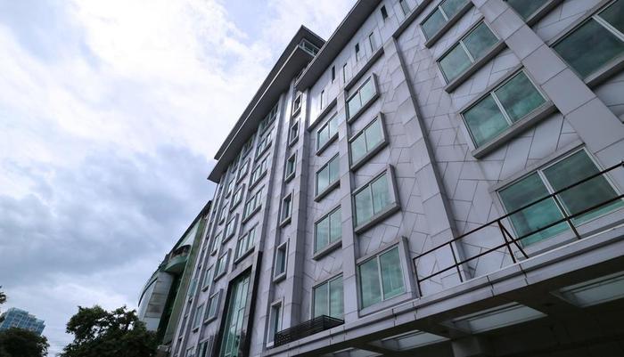 Hotel Melawai Jakarta - Outdoor