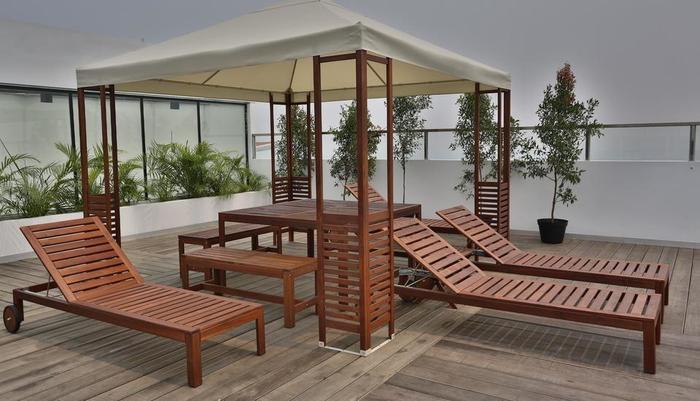 HARRIS Hotel Pontianak - Sky Pool