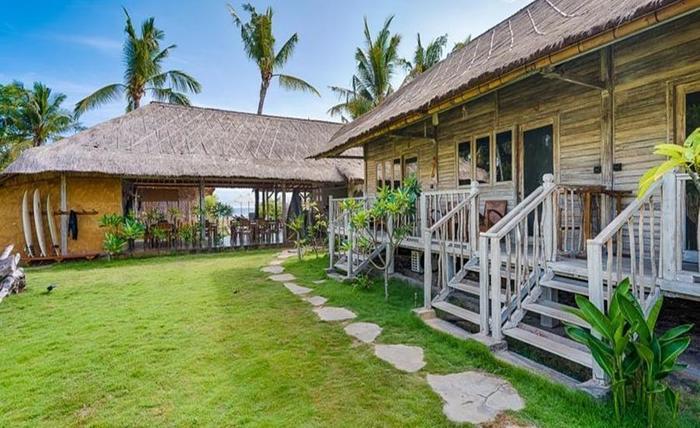 Planet Nomadas Resort Bali - Eksterior