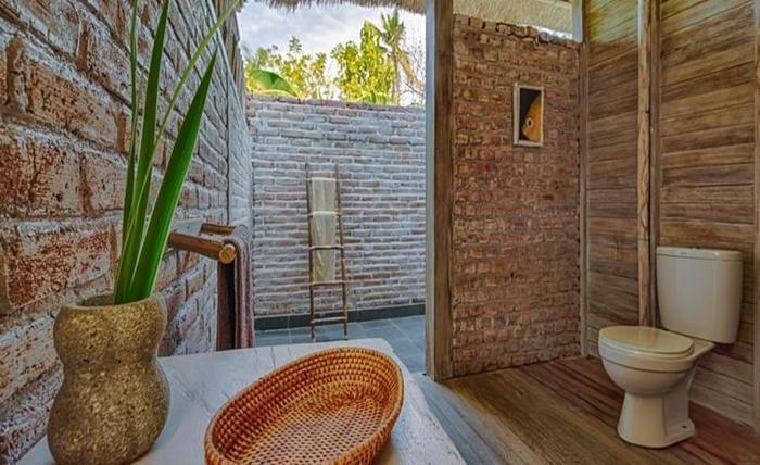 Planet Nomadas Resort Bali - Kamar mandi