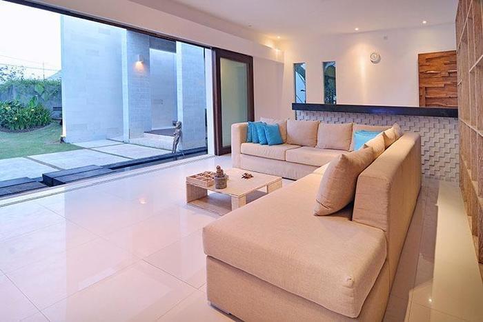 Scene Estate Bali - Ruang tamu atau lobi