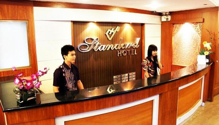 Hotel Standard Batam - Resepsionis