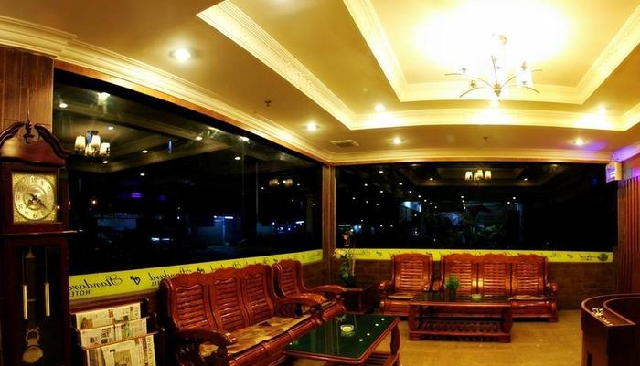 Hotel Standard Batam - Lobi