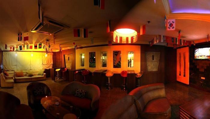 Hotel Standard Batam - Bar
