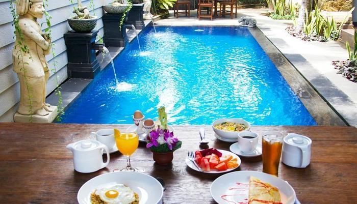 Sindhu Mertha Guest House  Bali - Sarapan